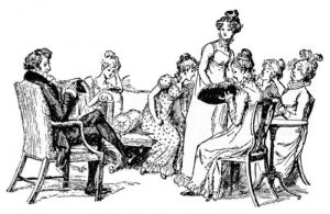 Illustration by Hugh Thomson