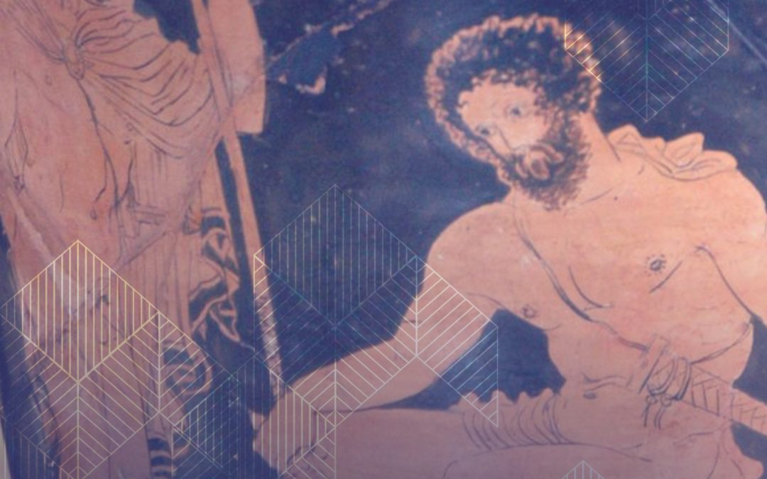 Odysseus and the lotus eaters