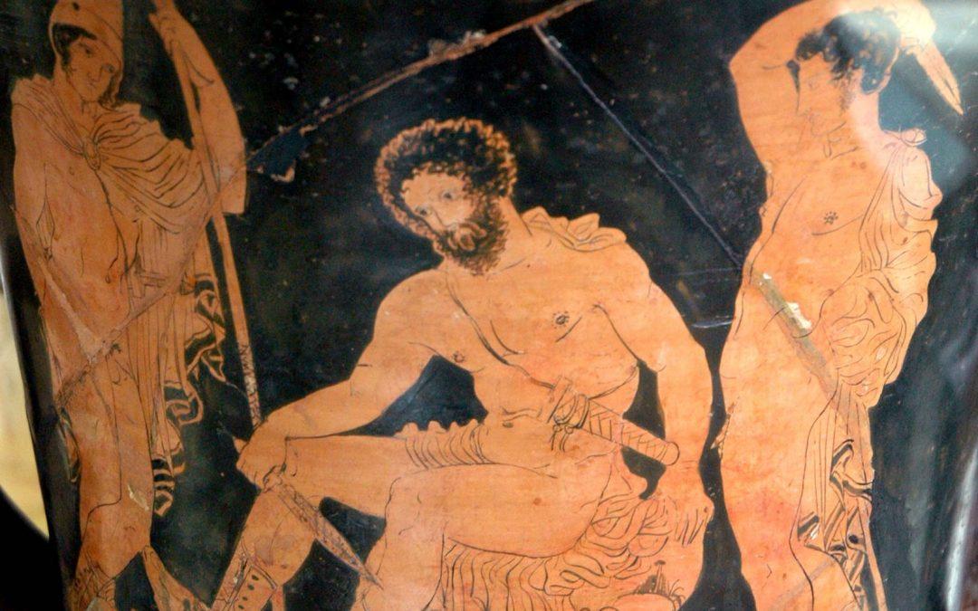 Ο Οδυσσέας και οι Λωτοφάγοι